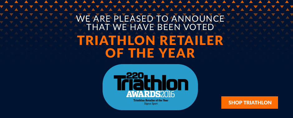 220 Triathlon Retailer of the Year 2016