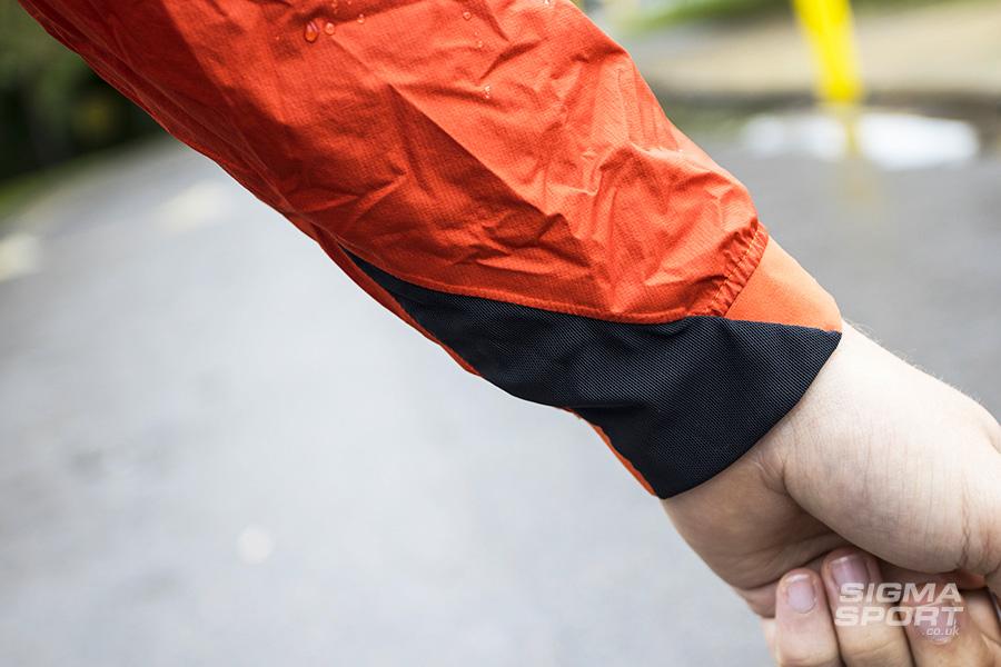 7Mesh Resistance Jacket taping