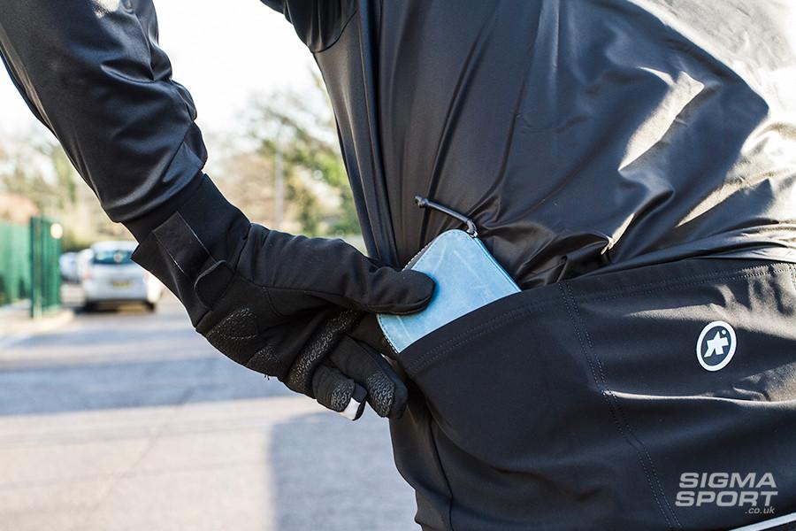 ASSOS Bonka Membrane Evo7 Gloves