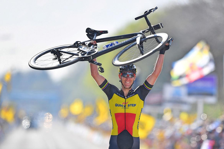 Tour of Flanders Gilbert Wins 2017