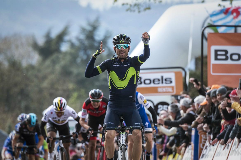 Fleche Wallonne Valverde Win 2017