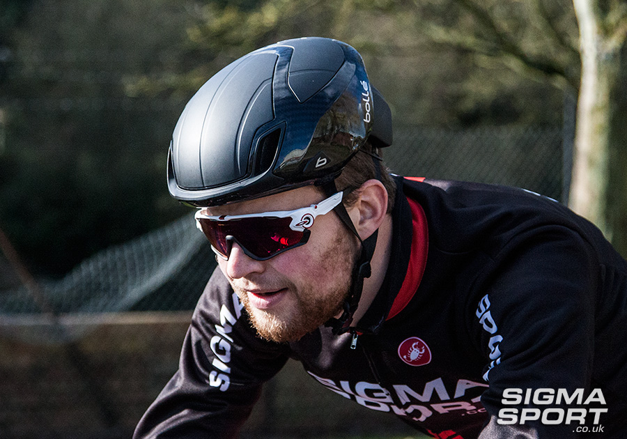 Bolle One Premium Helmet side