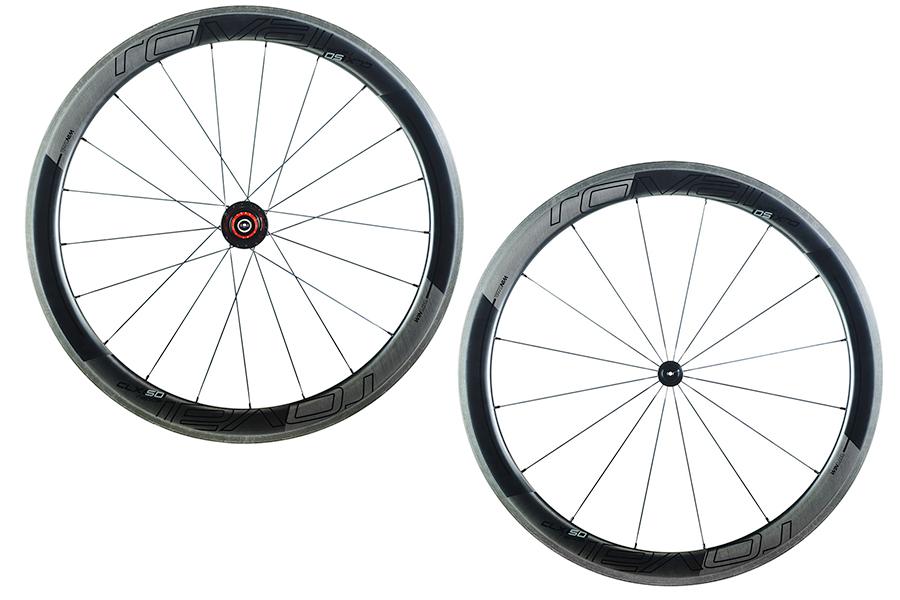 Roval CLX 50 wheels