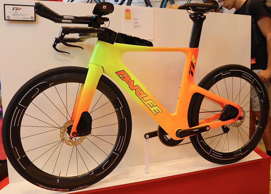 Parlee TTiR bike