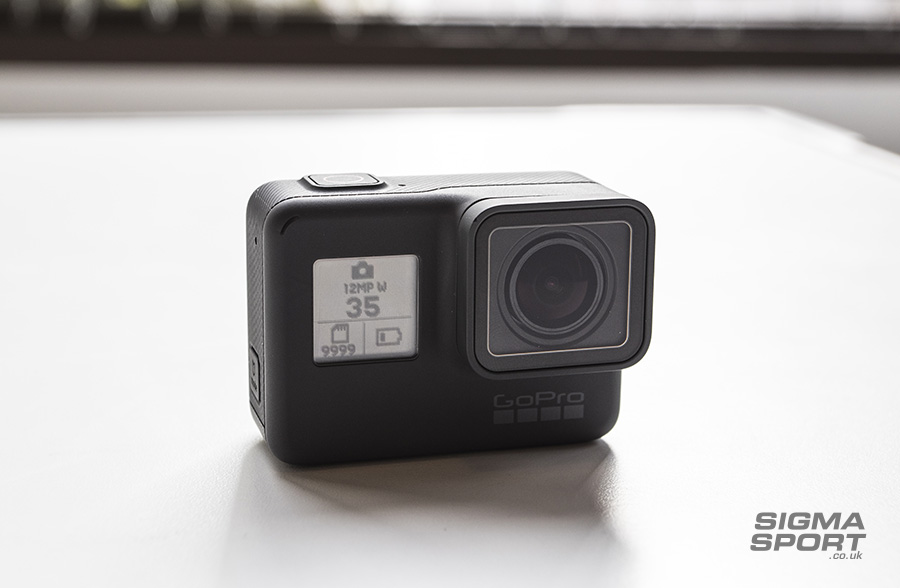 GoPro Hero5 Black front