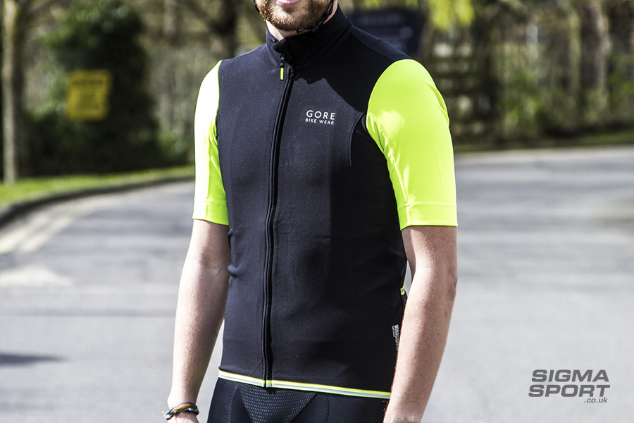 Gore Bike Wear Power Soft Shell Jersey Review  034e27523