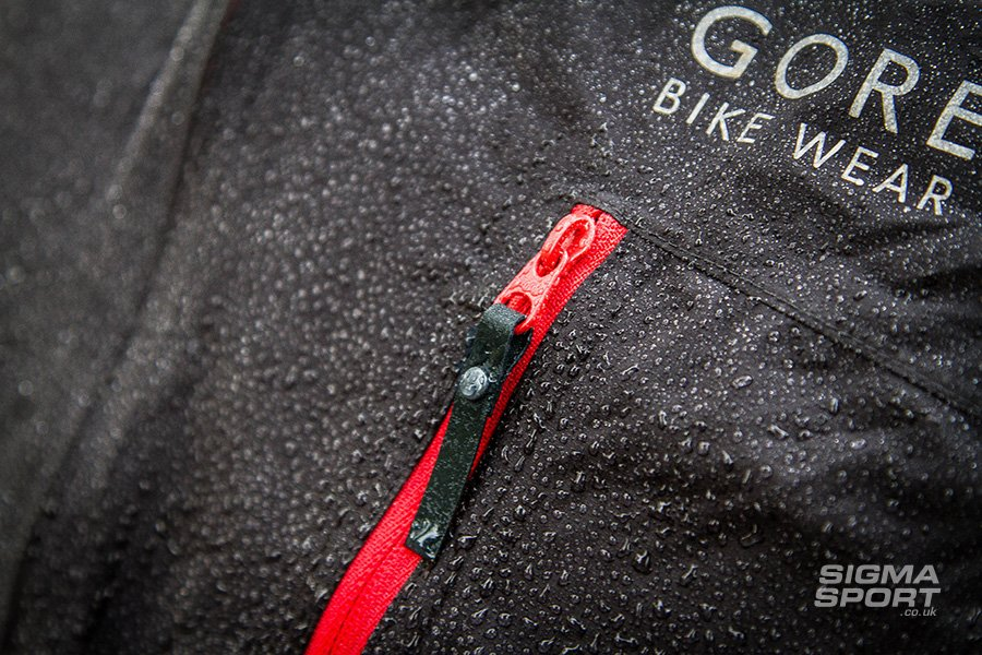 Gore Bike Wear Rescue Jacket wet