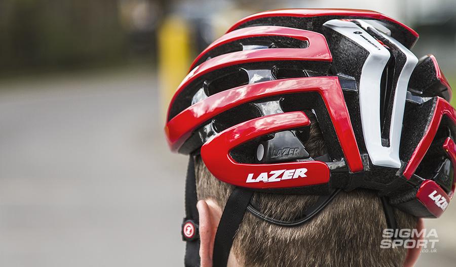 Lazer Z1 Helmet back