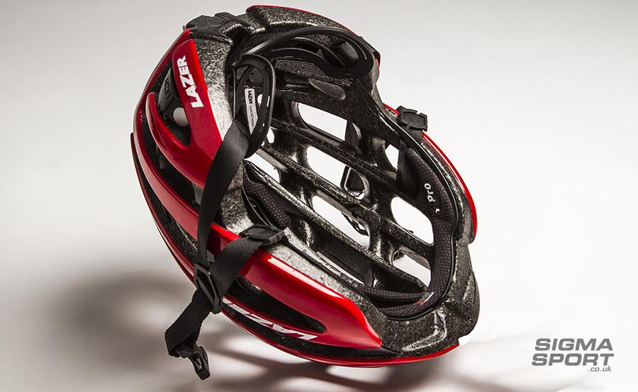 Lazer Z1 Helmet inside