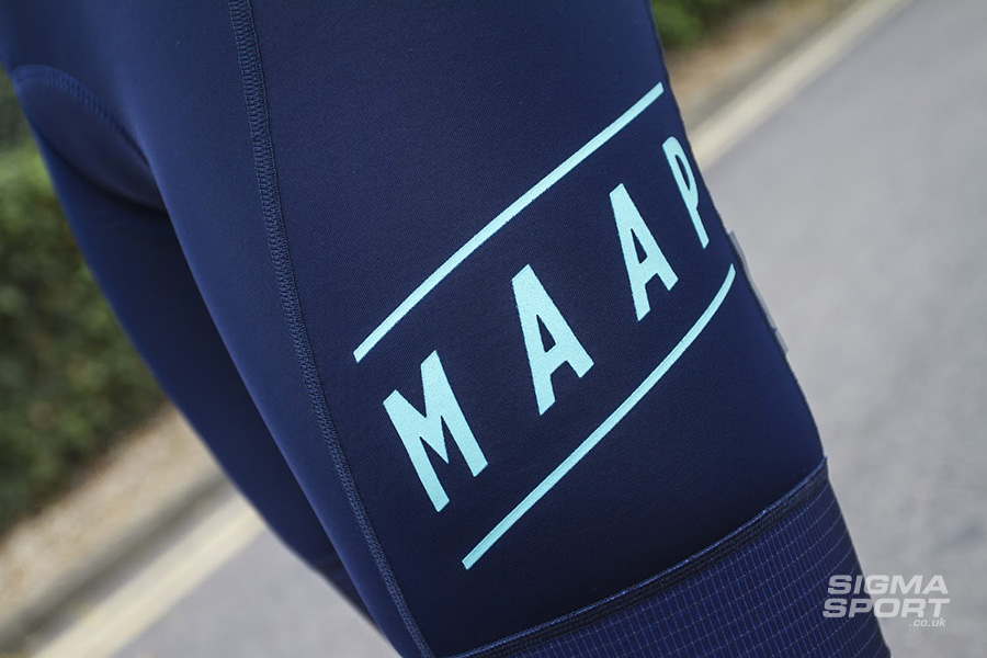 MAAP Team Bib Short back