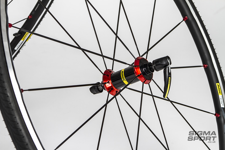 Mavic Ksyrium Elite Wheelset Review | Sigma Sports