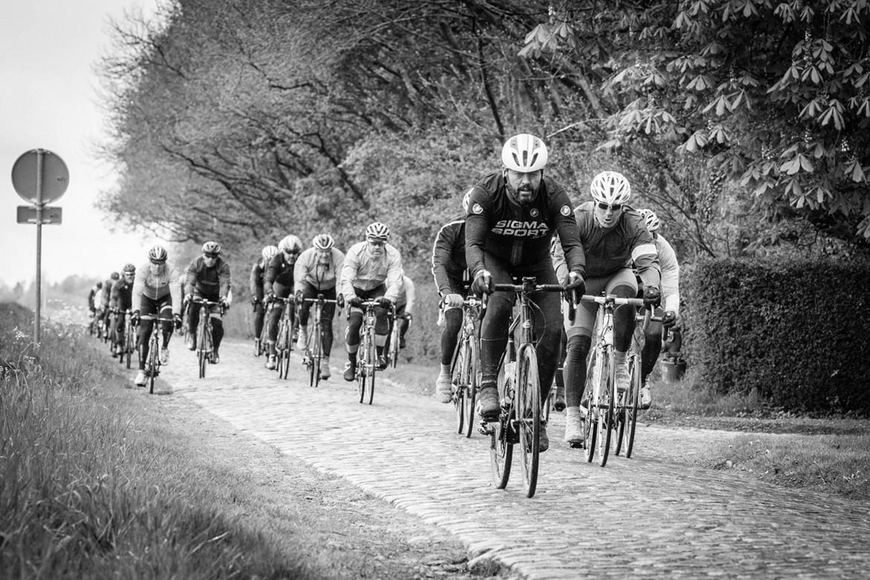 Roubaix race