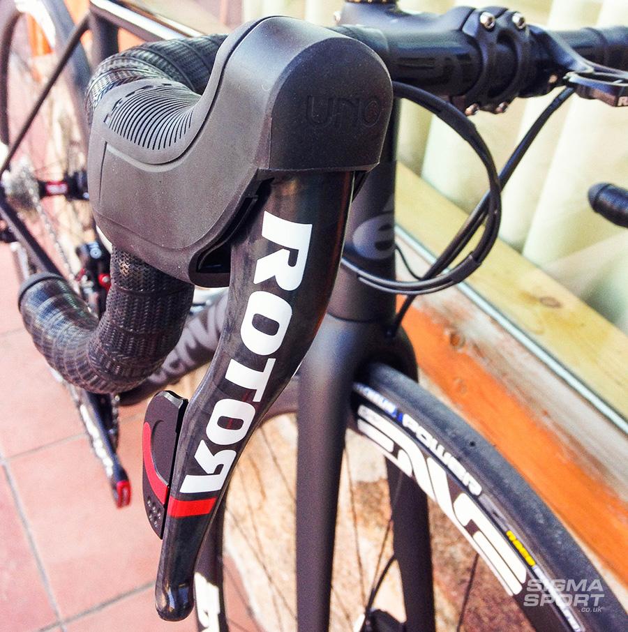 Rotor Uno lever