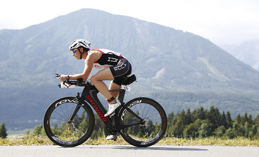 Triathlon training tips bike