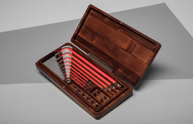 Silca Hx1 Tool Drive Kit