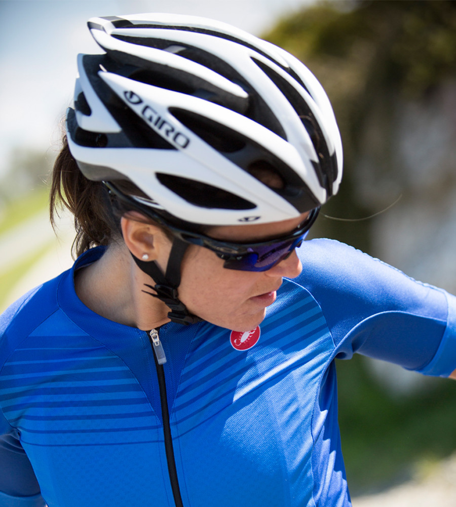 Castelli Aero Race Womens Short Sleeve Jersey Detail
