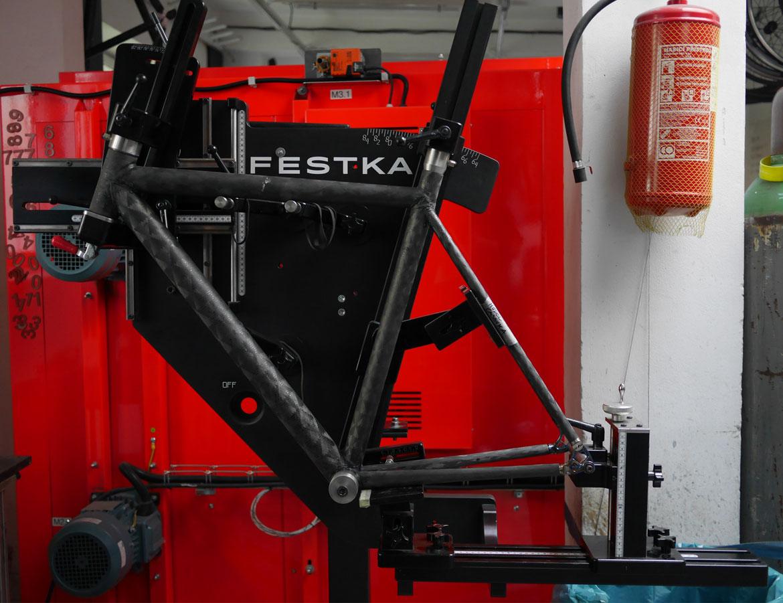Festka Frame Testing