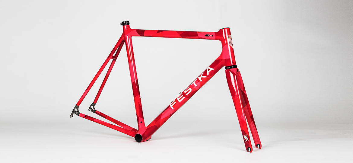 Festka One Road Frameset