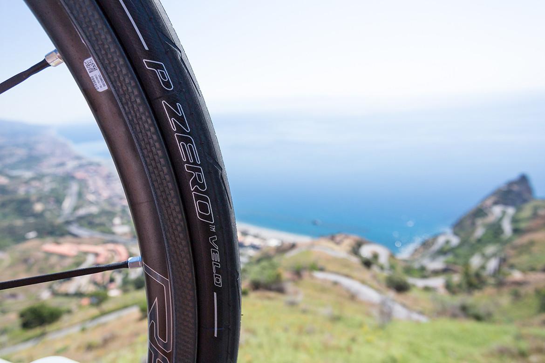 Pirelli P-Zero Cycling Tyre Sidewall
