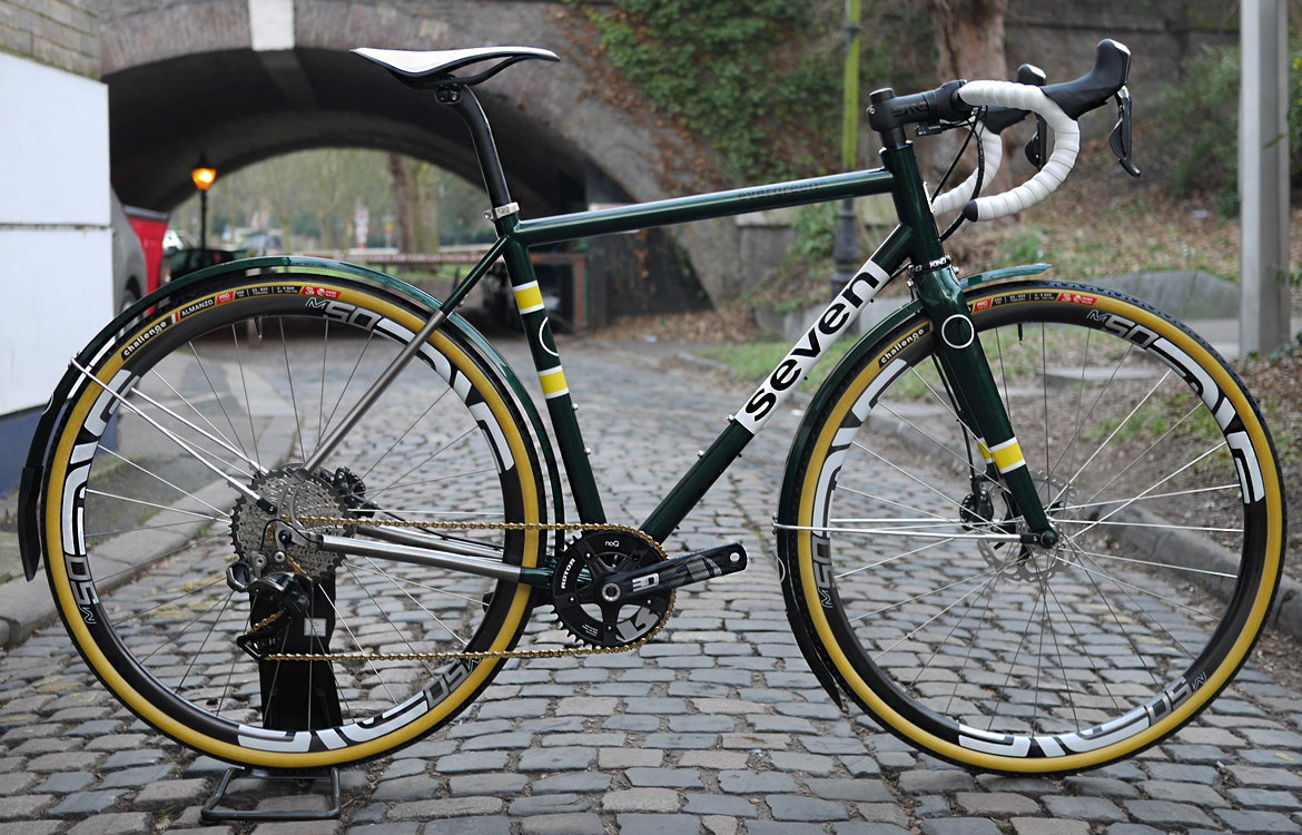 Seven Cycles Evergreen SL Custom Road Bike