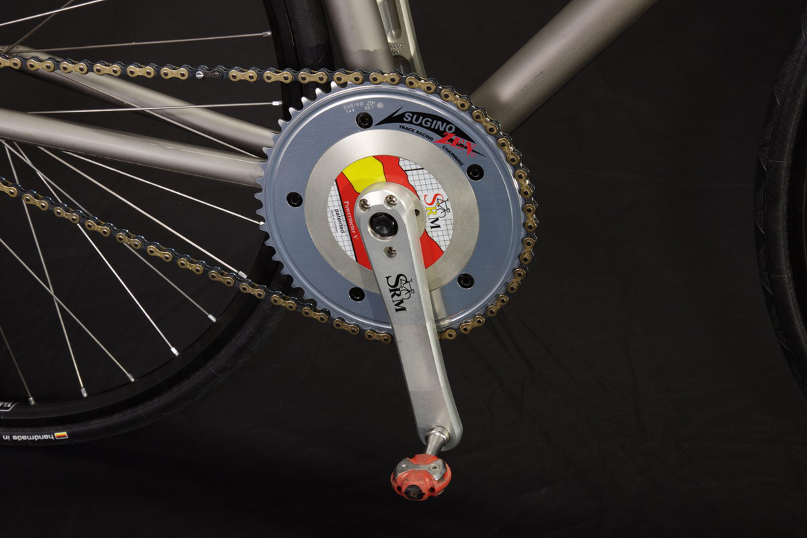 Old SRM Power Meter