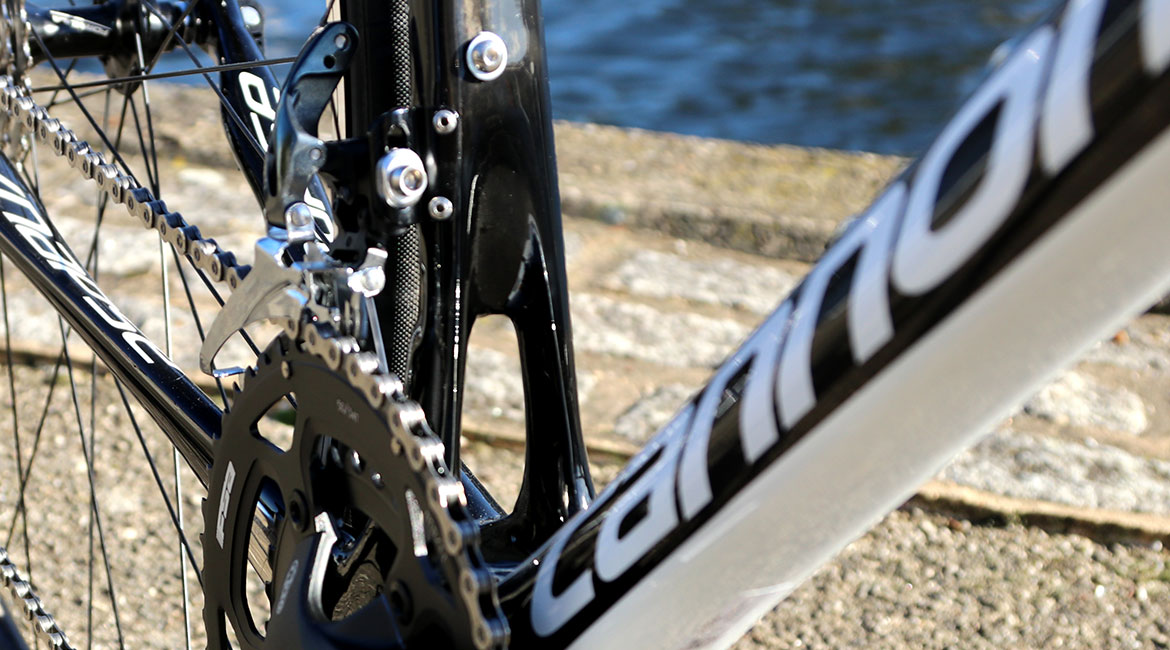 Cannondale Synapse SM Tiagra Road Bike Power Pyramid