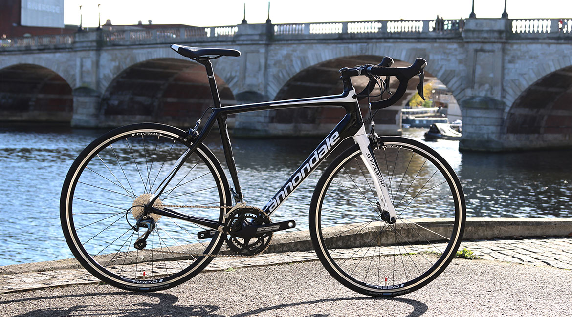 Cannondale Synapse SM Tiagra Road Bike