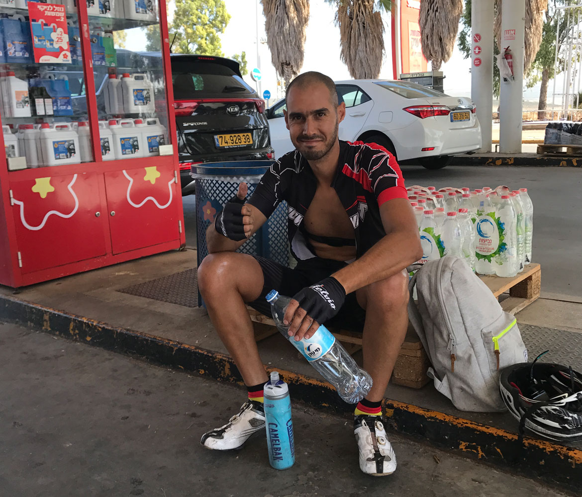 A Cyclists Bucket List An Israeli Adventure Day Four Refuelling