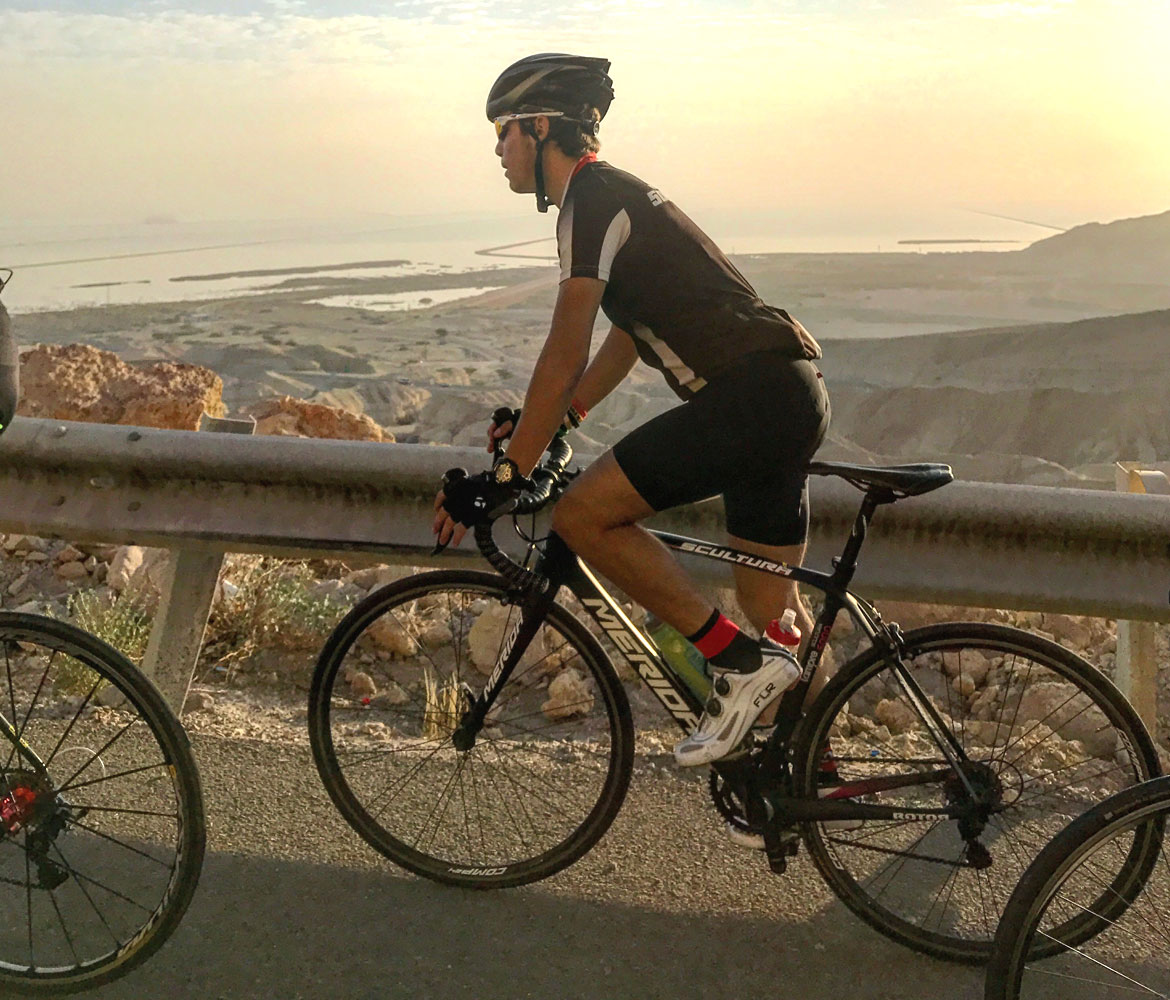 A Cyclists Bucket List An Israeli Adventure Day Three Climbing