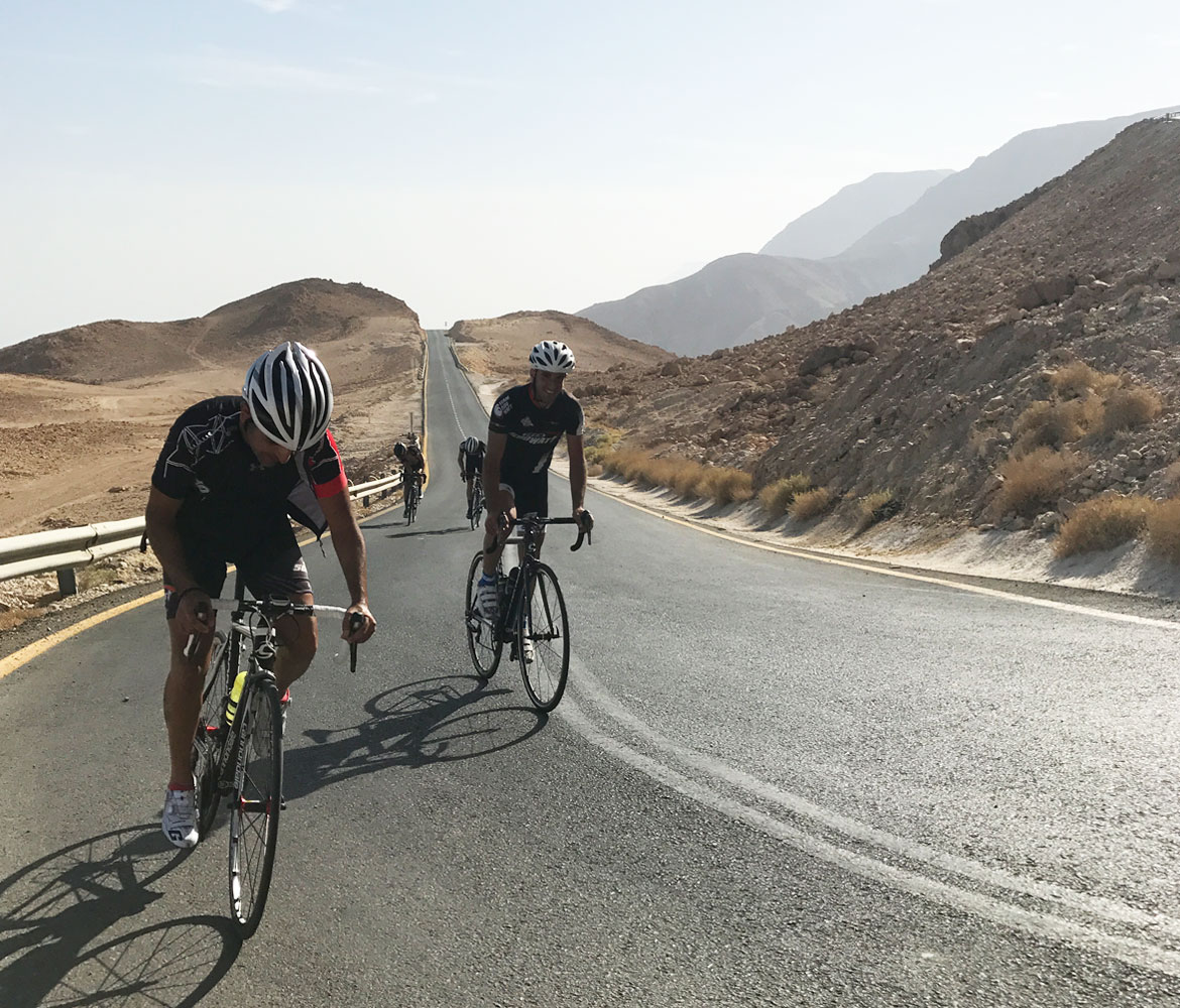 A Cyclists Bucket List An Israeli Adventure Day Two Climbing