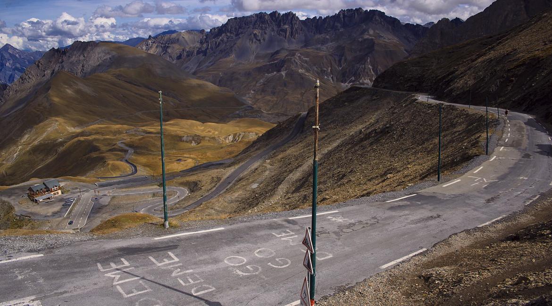 A Cyclists Bucket List Marmotte Gran Fondo Alpes Col du Galibier Final Kilometre