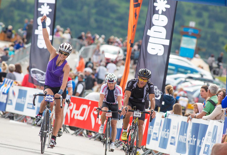 A Cyclists Bucket List Marmotte Gran Fondo Finish