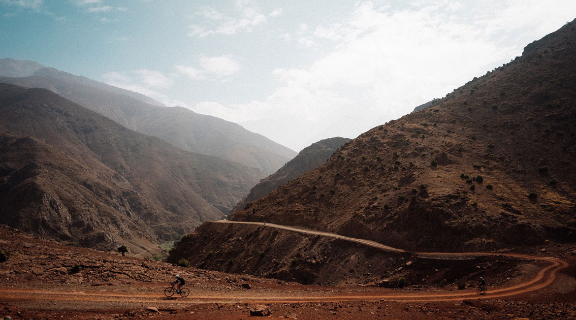 A Cyclists Bucket List Morocco and the Atlas Mountains Gravel Trail