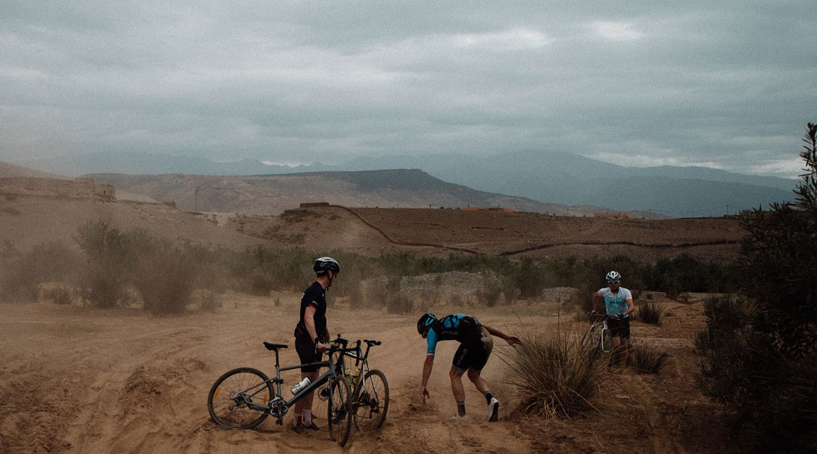 A Cyclists Bucket List Morocco and the Atlas Mountains Sand