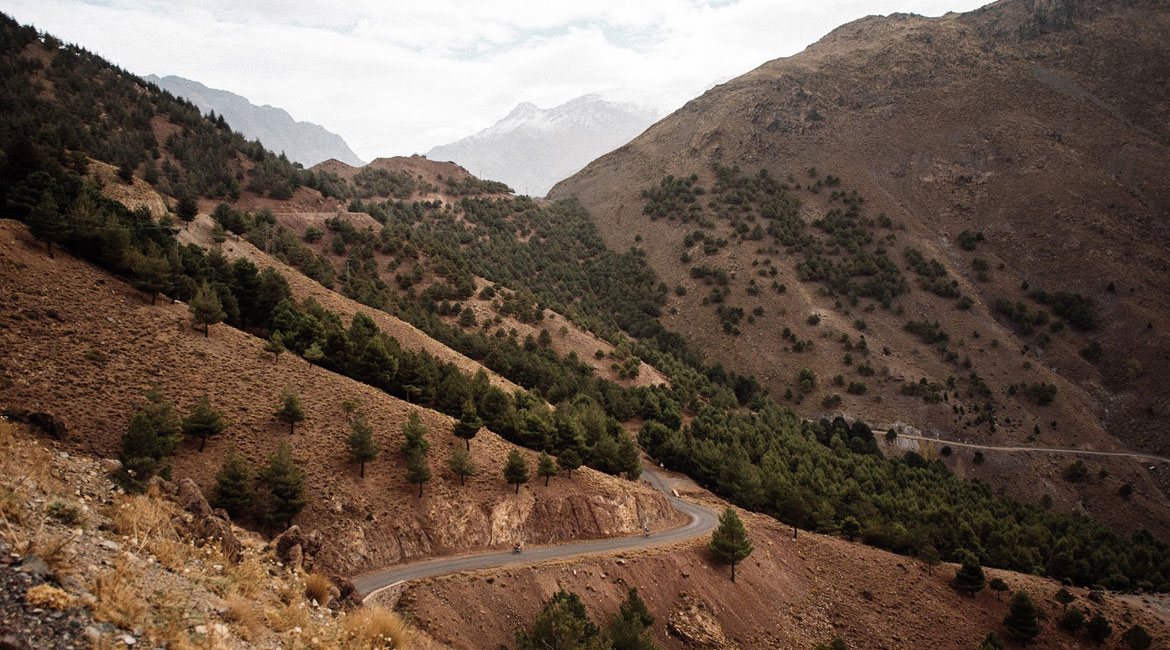 A Cyclists Bucket List Morocco and the Atlas Mountains Road