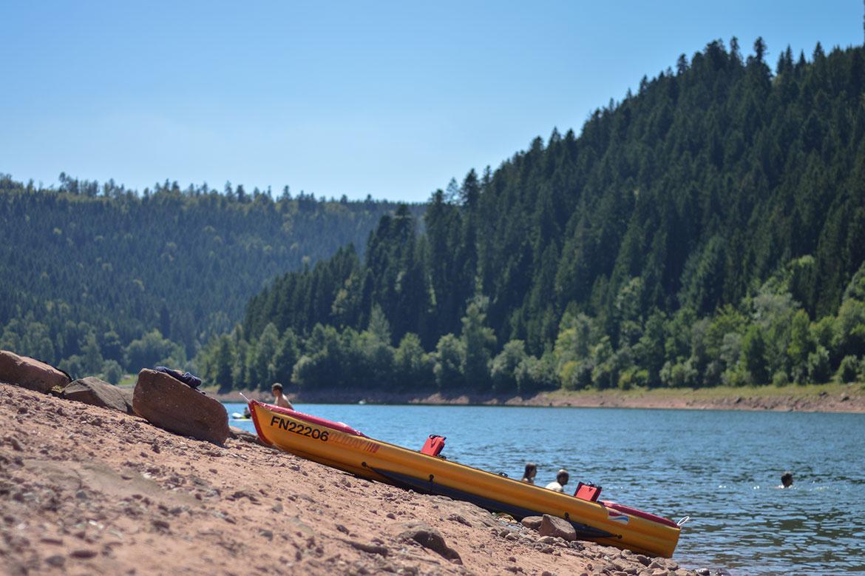 Nagoldtalsperre Lake