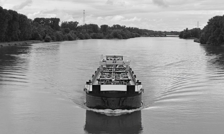 River Rhine Ferry