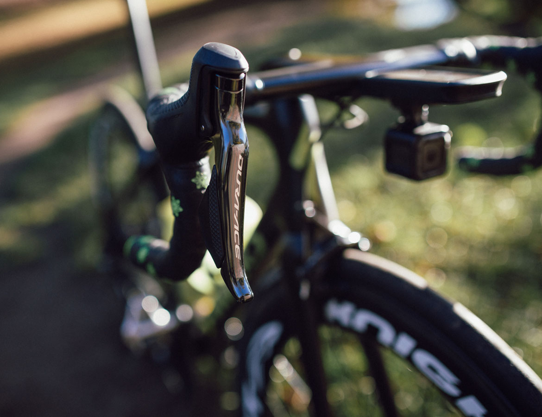 Specialized S-Works Tarmac SL6 Road Bike Shimano Dura-Ace 9150 Di2 Shifter