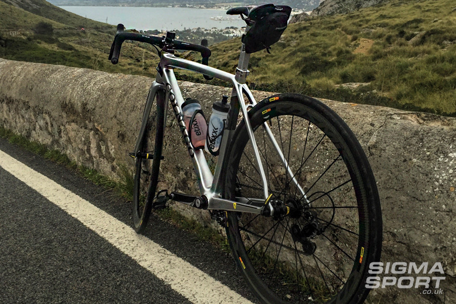 Colnago V1-R Review Majorca