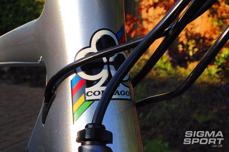 Colnago V1-R Review Routing
