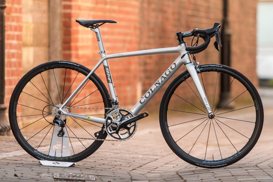 Colnago V1-R Review Bike