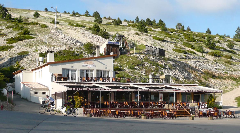 Mont Ventoux Chalet Reynard