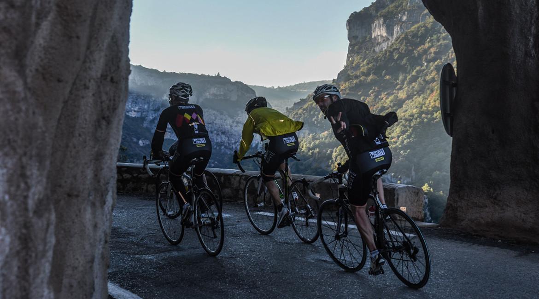 Haute Route Ventoux Col d'Aulan