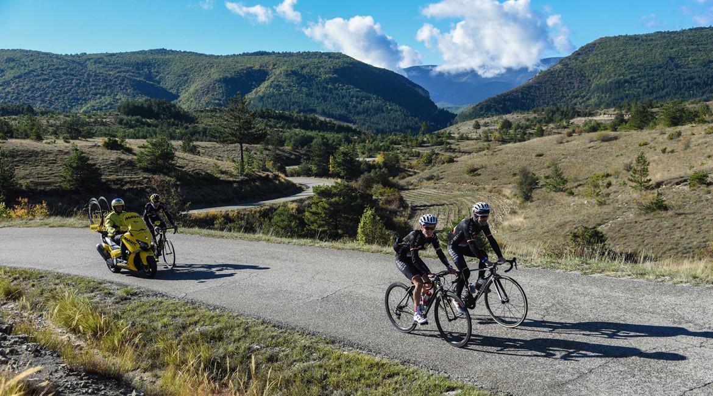 Haute Route Ventoux Liguiere