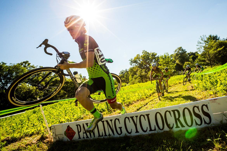Cyclocross hurdle