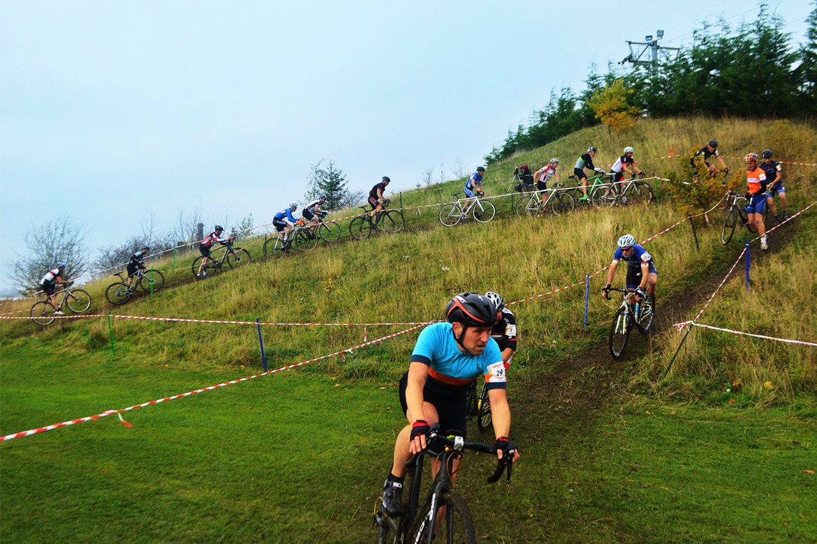 Local Cyclocross Race
