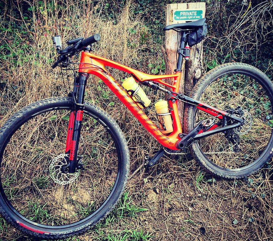Specialized Epic FSR Elite Carbon World Cup Mountain Bike