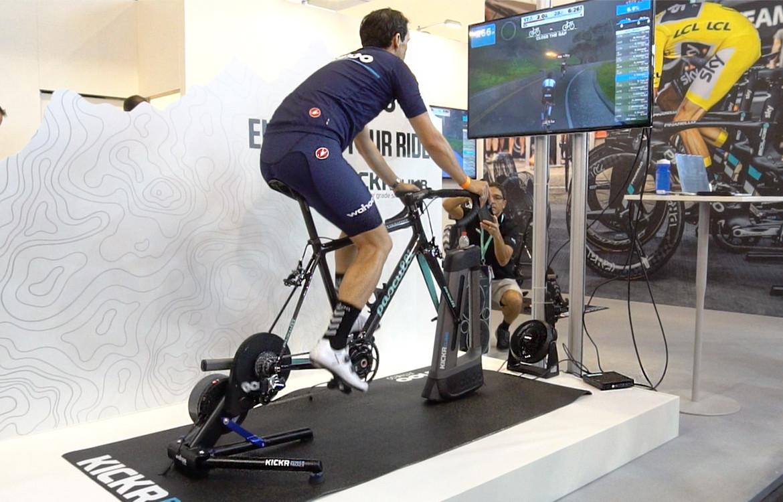 Wahoo KICKR CLIMB Simulator Rider