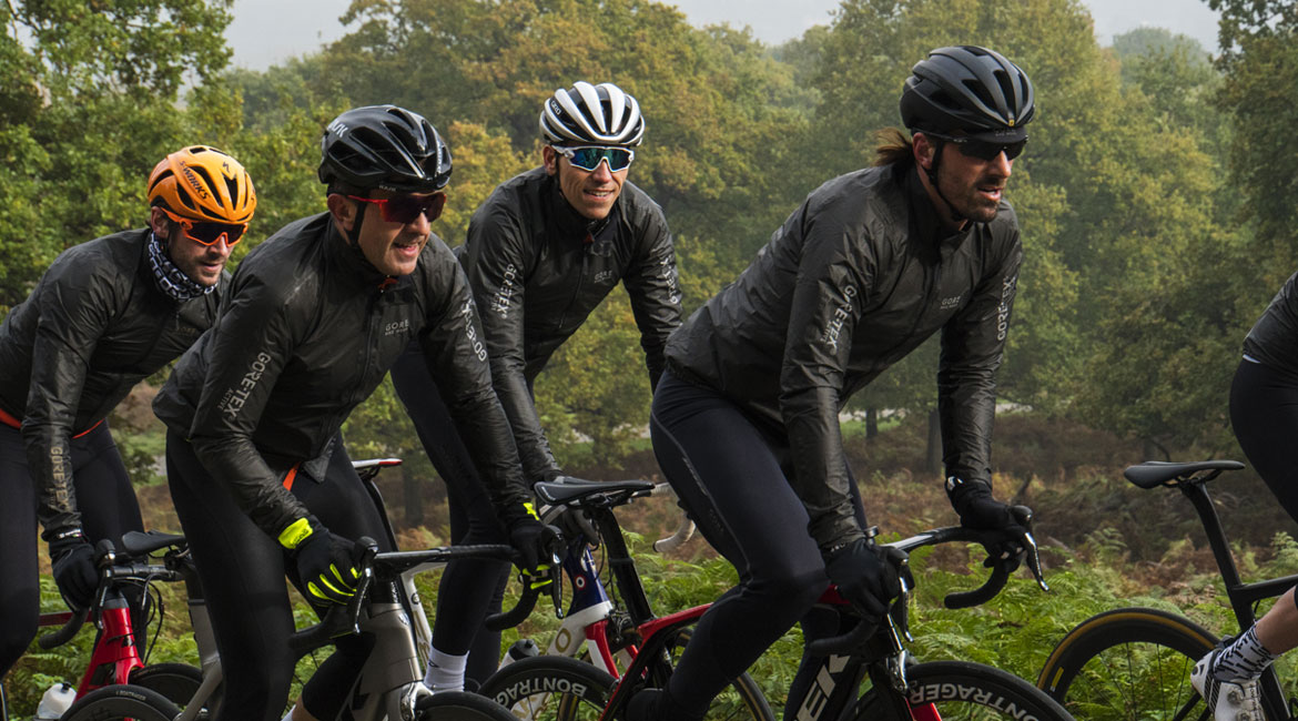 Fabian Cancellara Gore Bike Wear Ride
