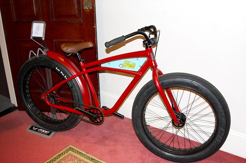 Core Bike 2015 Felt cruiser bike